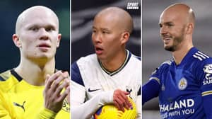Incredible Thread Of Footballers If They Were Bald Has Gone Viral