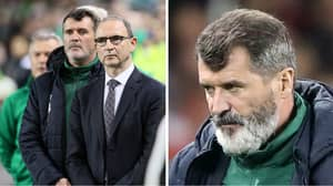 Roy Keane Talks About The Ireland Player Who Sang 'God Save The Queen' At Wembley