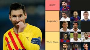 Ranking Real Madrid & Barcelona Legends From 'GOAT' To 'Not Worthy Of El Clasico'