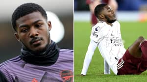 Ainsley Maitland-Niles Told He Won't Be Training With Arsenal's First Team After Transfer Was Blocked