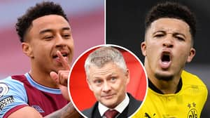 Man United To Use Jesse Lingard In Bid To Finally Seal Jadon Sancho Transfer From Borussia Dortmund