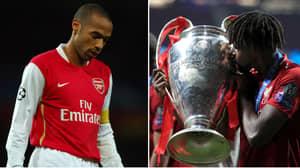 Divock Origi Has Scored More Champions League Semi-Final And Final Goals Than Thierry Henry
