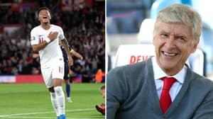 Arsene Wenger Says He Tried To Sign Jadon Sancho At Arsenal