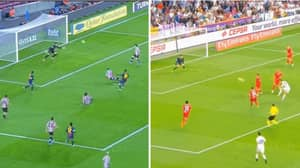 Video Of Cristiano Ronaldo And Lionel Messi With Their Weaker Feet Shows How Good They Are