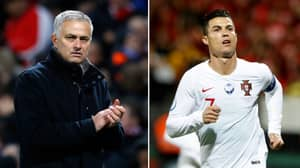 Jose Mourinho Says Cristiano Ronaldo's Mental And Physical Form Is Worthy Of A Case Study