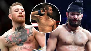 Jorge Masvidal Responds To Conor McGregor Claiming That He Would Fight Any Top Fighter