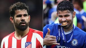 Diego Costa 'Reaches Agreement' With Benfica After Being Released By Atletico Madrid