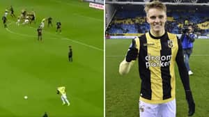 Martin Ødegaard's Performance For Vitesse Shows Exactly What Real Madrid Are Missing