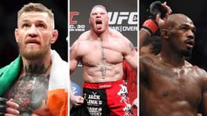 The 20 Richest MMA Fighters Of All Time Have Been Revealed