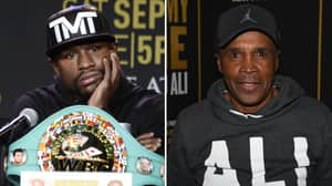 Floyd Mayweather Hits Out At Welterweight Rankings After Being Placed Behind Sugar Ray Leonard