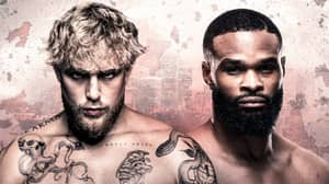'Tyron Woodley Will Throw His Boxing Fight With Jake Paul'