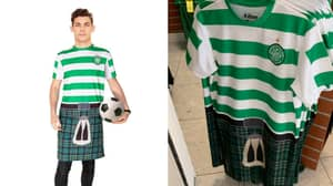 Celtic Are Selling The Half Kilt, Half T-Shirt 'Kiltee'