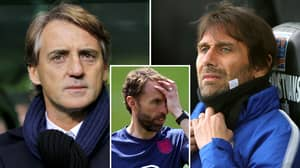 Antonio Conte Tells Italy Which Two 'Very Physical' England Stars To Target In Euro 2020 Final
