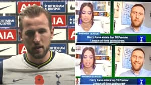 ESPN Reporters Seemingly Mock Tottenham Striker Harry Kane For Speech Impediment In Leaked Footage