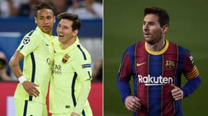 PSG Prep Club Stores For 'Influx Of Business' Over Lionel Messi Transfer
