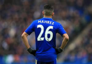 Riyad Mahrez Concedes He May Leave Leicester City