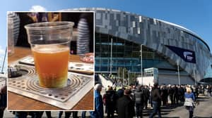 """There's """"Magic Beer""""At Tottenham's New Stadium And It's Something Else"""