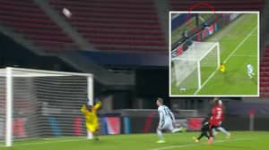 Timo Werner Does his Best Sunday League Impression With Shocking Miss Against Rennes