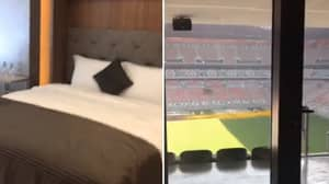 Qatar World Cup Stadium Has Hotel Room With View Of Pitch