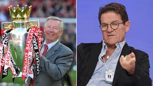 Fabio Capello Gives Damning Verdict On Sir Alex Ferguson's Coaching Style At Manchester United