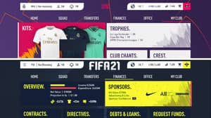 Someone Has Designed A Concept For FIFA 21 Career Mode And It's Genius