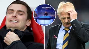 Gordon Strachan Won't Feature On Sky Sports After Comments Made On Adam Johnson