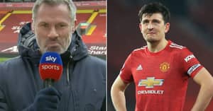 Jamie Carragher Accuses Manchester United Of 'Bottling' Premier League Title Race