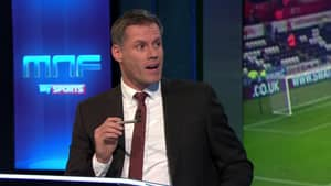 WATCH: Jamie Carragher Absolutely Destroys Claudio Bravo on MNF