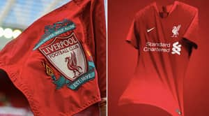 Liverpool Announce Nike Partnership And These Concept Kits Are A Thing Of Beauty