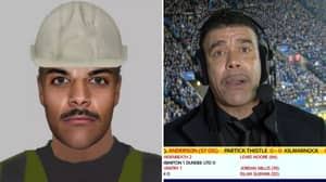Police E-Fit Shares Unbelievable Resemblance With Chris Kamara