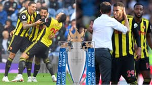 The Theory That Watford Will Win The 2018/19 Premier League