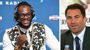 Deontay Wilder's Trainer Blames Eddie Hearn For Lack Of Anthony Joshua Fight