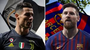 Lionel Messi Moves Ahead Of Cristiano Ronaldo As Top Goalscorer In Europe's Top Five Leagues