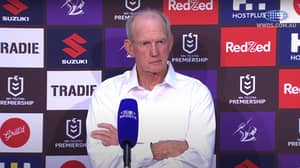 Wayne Bennett Unloads On 'Awful' South Sydney Rabbitohs In Very Grumpy Press Conference