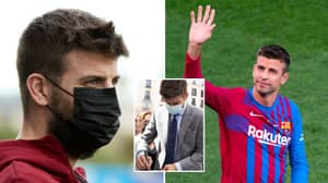 Barcelona Confirm Gerard Pique Has Taken 'Significant' Pay Cut In Brilliant Gesture