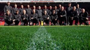 Fans Mock Manchester United For Winning A Trophy: The Grounds Team Of The Season