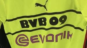 Borussia Dortmund Turned Down Controversial New Puma Kit
