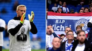Sky Sports Presenter Reveals Incredible Extent Of Schmeichel Heroics After Helicopter Crash
