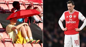 Mesut Ozil Confirms That He Will Refuse To Leave Arsenal