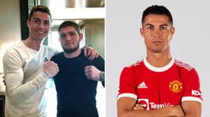 Khabib Nurmagomedov Claims Cristiano Ronaldo Told Him A Month Ago About Manchester United Move