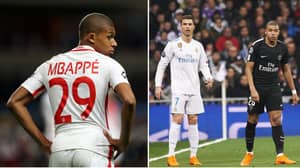 The Reason Behind Kylian Mbappe Rejecting Real Madrid In 2017 Involves Ronaldo