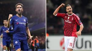 AC Milan To Sign Zlatan Ibrahimović And Cesc Fàbregas In January