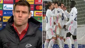 Liverpool Were 'Obviously The Better Team' Against Real Madrid, According To James Milner