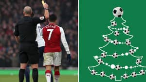 Here Are All The Premier League Players One Booking Away From Getting Christmas Off