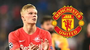 Manchester United 'Consider Loaning Erling Haaland Back To Salzburg' In An Attempt To Get January Deal Done