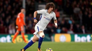 David Luiz Had The Most Minimal Role Possible In Training Ahead Of United Win