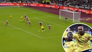 Arsenal's Nicolas Pepe Scored An Absolute Scorcher Against West Ham Tonight