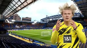 Chelsea Make Low First Bid For Erling Haaland But Includes Player Swap