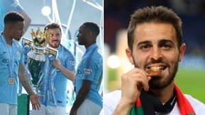 Fans Can't Believe Bernardo Silva Has Been Left Out Of The FIFA Best Awards