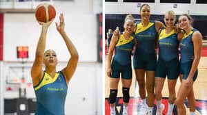 Liz Cambage Withdraws From Tokyo Olympics Citing 'Mental Health' Battles